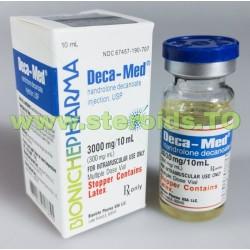 Deca-Med Bioniche Pharma (nandroloni-dekanoaatti) 10 ml (300 mg / ml)
