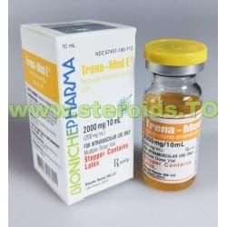 Trena-Med E Bioniche Pharma (Enantato de trembolona) 10 ml (200 mg / ml)