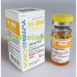 Tri-Med Bioniche apotheek (3 Trenbolones) 10ml (180mg/ml)