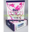 Joulukuu Titan HealthCare (Nandrolone Decanoate) 10 ampeeria