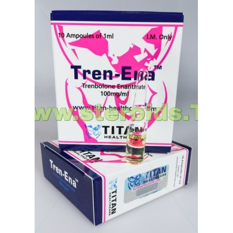TREN-Ena Titan gezondheidszorg (trenbolon ENANTAAT)