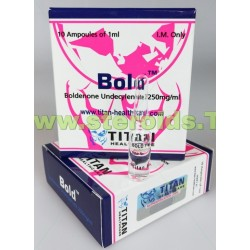 Fett Titan HealthCare (Boldenone Undecylenate)
