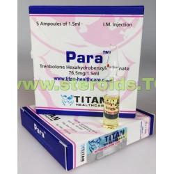 Para Titan HealthCare (Parabolan, Trenbolone Hexa)