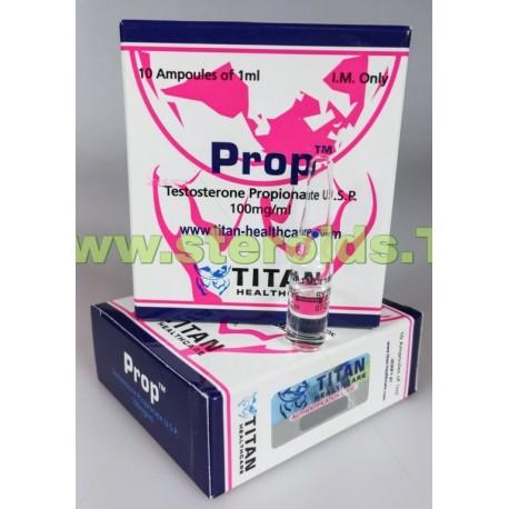 Tit Titan HealthCare (propionate de testostérone)