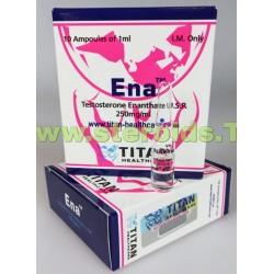 Ena Titan gezondheidszorg (testosteron ENANTAAT)