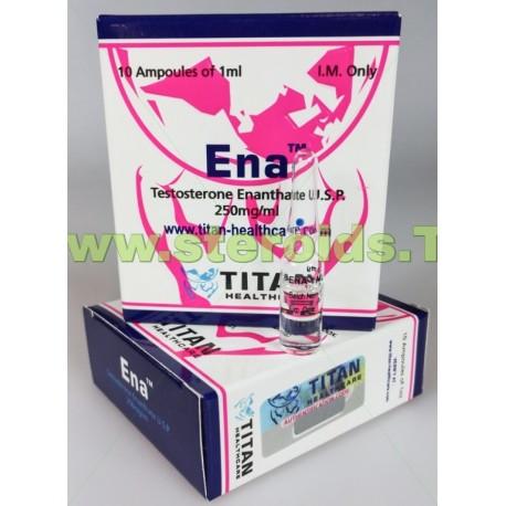 Ena Titan HealthCare (Testosteron Enanthate)
