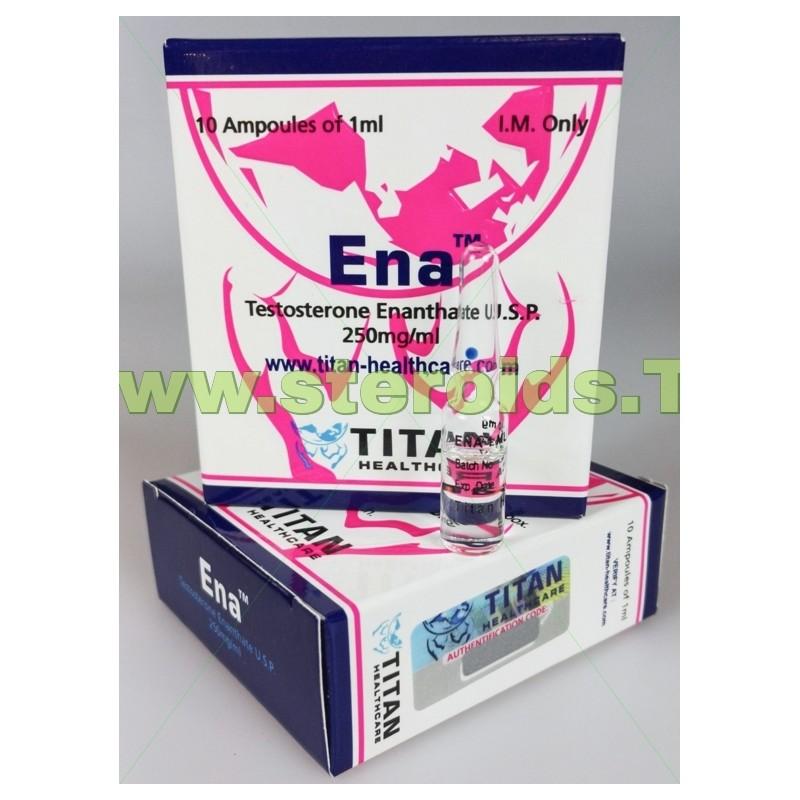 Ena Titan HealthCare (Testosterone Enanthate) - Cheap Steroids for Sale l Buy Steroids USA - UK