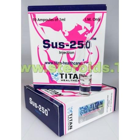 Sus-250 Titan HealthCare (Testosteron Mix, Sustanon 250)