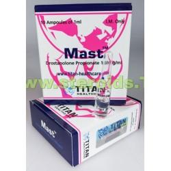 Mast Titan sundhedspleje (Drostanolone propionat)