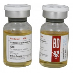 Mastabol 100 britiske Dragon 10ml flaske [100mg / 1ml]