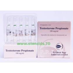Testosteronpropionaat Primus Ray Labs 10X1ML [100mg / ml]