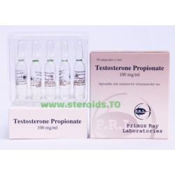 Testosteronpropionat Primus Ray Labs 10X1ML [100 mg / ml]