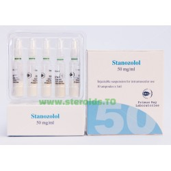 Stanozolol Injection Primus Ray Labs 10X1ML [50mg/ml]