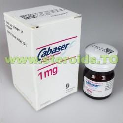 Cabaser Pharmacia & UpJohn 20 tablets [1mg/tab]