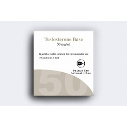 Testobase (Testosteron Suspension) Primus Ray 10x1ML [50mg / tabblad]