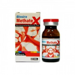 Methadex (Dianabol inyectable) Biosira 10 ml [50 mg / ml]