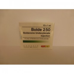 Bolde 250 Genesis 10 amps [10x250mg/1ml]