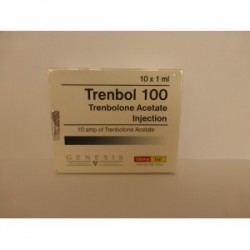 Trenbol 100 Genesis 10ml flacon [100mg / 1ml]