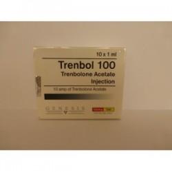 TRENBOL 100 Genesis 10ml Fläschchen 100mg / 1ml
