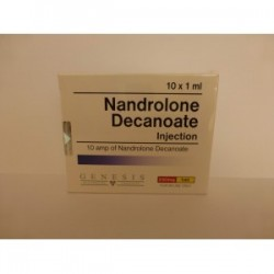 Nandrolone Decanoate Injection Genesis 10 amps [10x100mg/1ml]