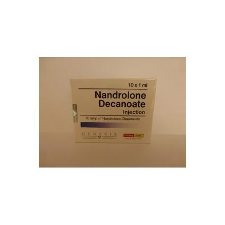 Nandrolon Decanoate injekció Genesis [250mg/ml]
