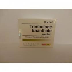 Trenbolon ENANTAAT injectie Genesis 10ml flacon [200mg / 1ml]