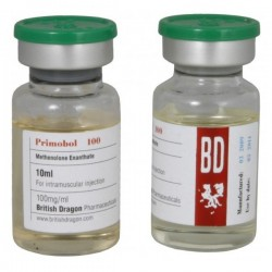 Primobol 100 British Dragon 10ml vial [100mg/1ml]