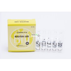 Masten 100 BM Pharmaceuticals (Drostanolone Propionate) 12ML (fiala 6X2ML)
