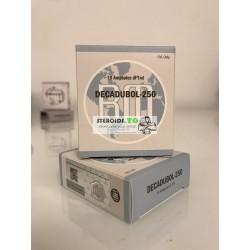 Decadubol 100 BM Pharmaceuticals (Decanoato de nandrolona) 10X1ML [250mg / ml]