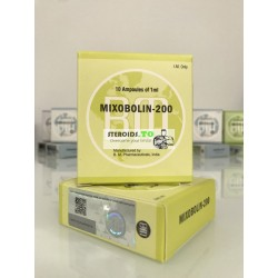 Mixobolin 200 BM Pharmaceuticals 10ml (200 mg/ml)