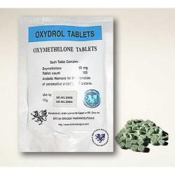 Oxydrol tabletter brittiska Dragon 100 tabs [50mg/tab]