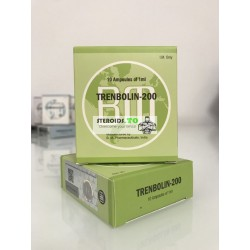 Trenbolin-200 BM Pharmaceutical 10ML