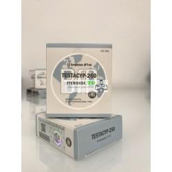 Testacyp-250 BM Pharmaceutical 10X1ML [250mg/ml]