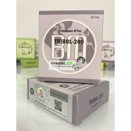 Tribol-200 BM Pharmaceuticals (Trenbolone Mix)