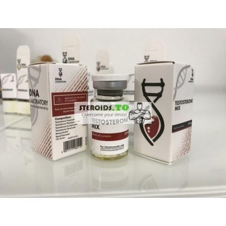 Testosteron MIX DNA 10 ml [400 mg / ml]