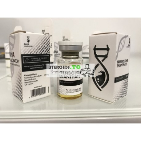 Trenbolon Enanthate DNA 10 ml [200 mg / ml]