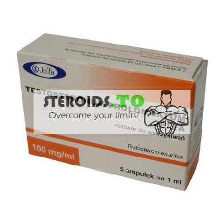 Testosteronum Prolognatum Jelfa 5 ampere [100 mg / ml]