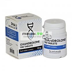 Oxandrolon [Anavar] DNA labs 100 tablets [10mg/tab]