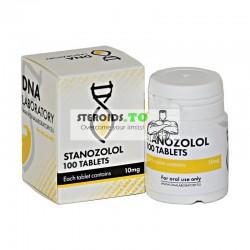Stanozolol [Winstrol] DNA Labs 100 Tabletten [10 mg / Tablette]