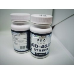 LGD-4033 SARMS - Pro Nutrition - 60 kapsler