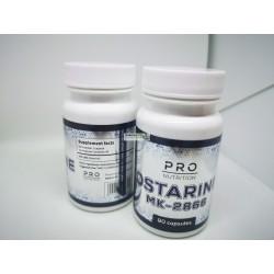 Ostarine MK 2866 SARM Pro Ernæring - 90 kapsler