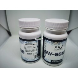 GW-501516 SARM - 60 kapszula Pro Nutrition
