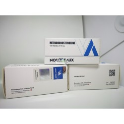 Methandrostenolone (Dianabol) Nouveaux LTD 100 tabletter på 10 mg