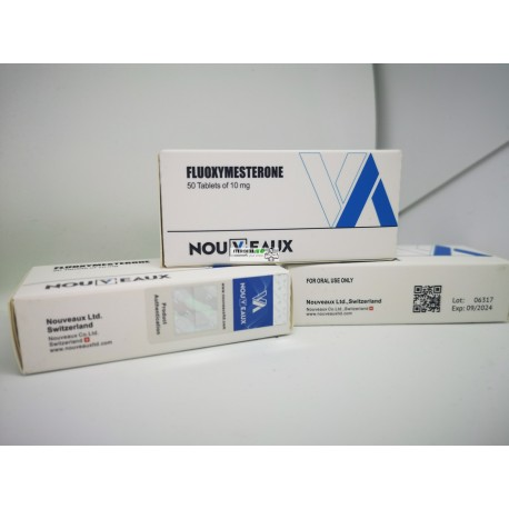 Halotestin [fluoxymesterone] Nouveaux 50 tablets of 10mg
