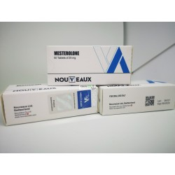 Mesterolone [Proviron] Nouveaux Ltd 50 tablets of 25mg