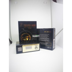 TESTO MIX (esters de testostérone mélangés) Aquila Pharmaceuticals 10X1ML [300 mg / ml]