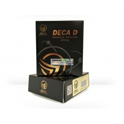 DECA D (Nandrolon Decanoate) Aquila Pharmaceuticals 10X1ML-ampul [300 mg / ml]