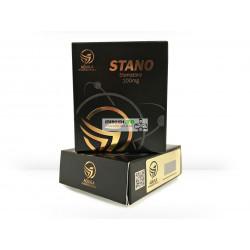 STANO (Winstrol Depot) Aquila Pharmaceuticals 10X1ML ampolla [100mg / ml]