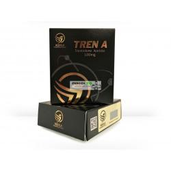 TREN A (acétate de trenbolone) Ampoule Aquila Pharmaceuticals 10X1ML [100 mg / ml]