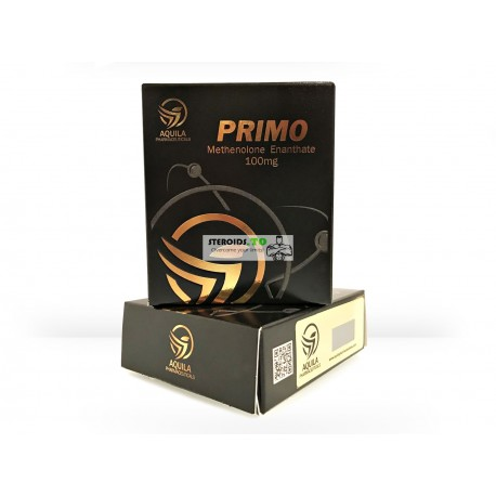 PRIMO (Methenolone Enanthate) Aquila Pharmaceuticals 10X1ML ampoule [100mg/ml]
